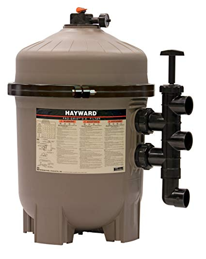 Hayward Pro-Grid Vertical DE Pool Filter
