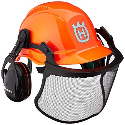 Husqvarna ProForest Chain Saw Helmet