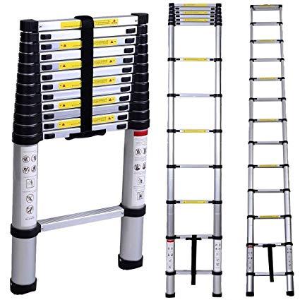 Yesker Telescoping Ladder