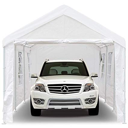 Peaktop Portable Carport Garage