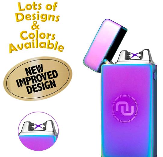 Novelty Wares USB Flameless Plasma Dual Arc Rechargeable