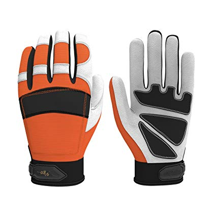 VGO Chainsaw Protection Gloves