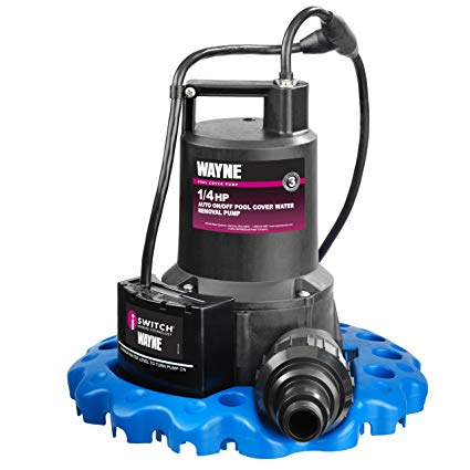 Wayne Automatic On/Off Pool Cover Pump