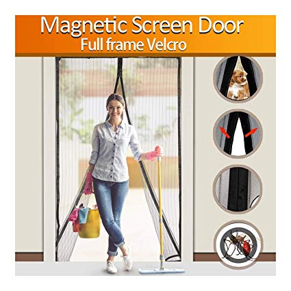 FYLINA Magnetic Screen Door
