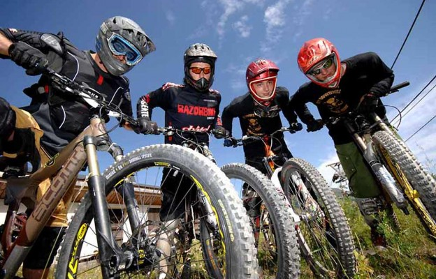 mountain bike wear