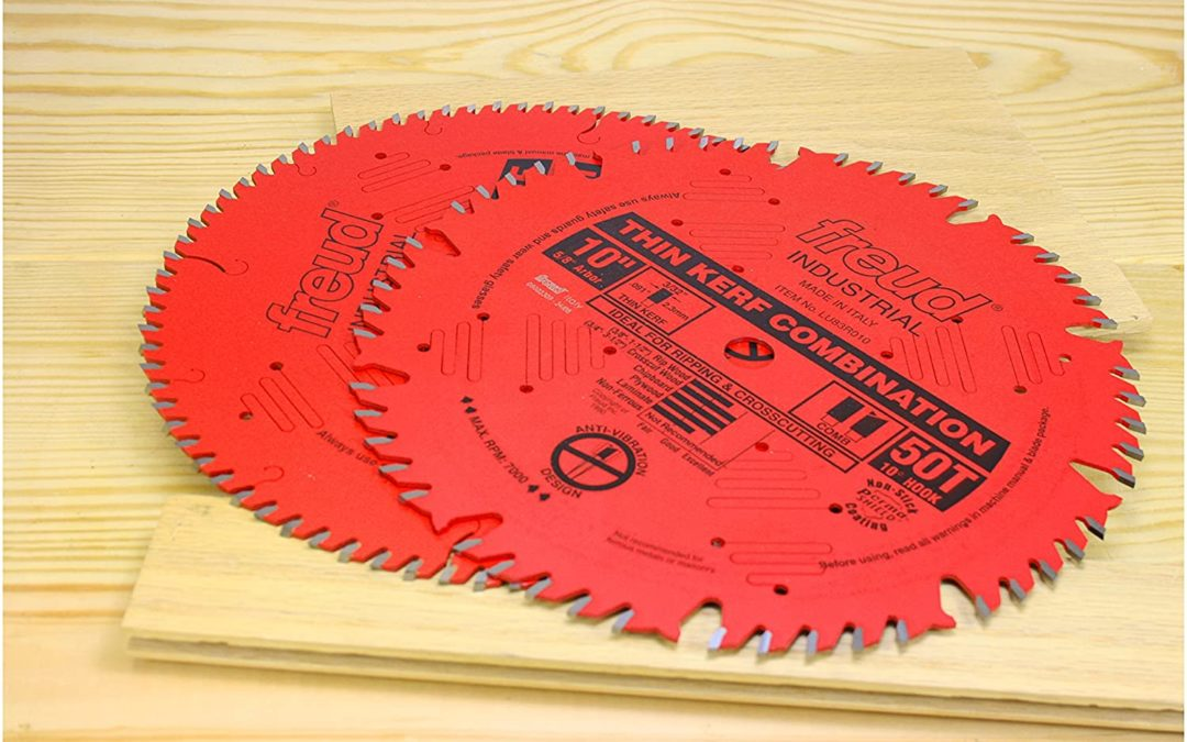 Best Table Saw Blade | Top 5 Table Saw Blades Reviewed