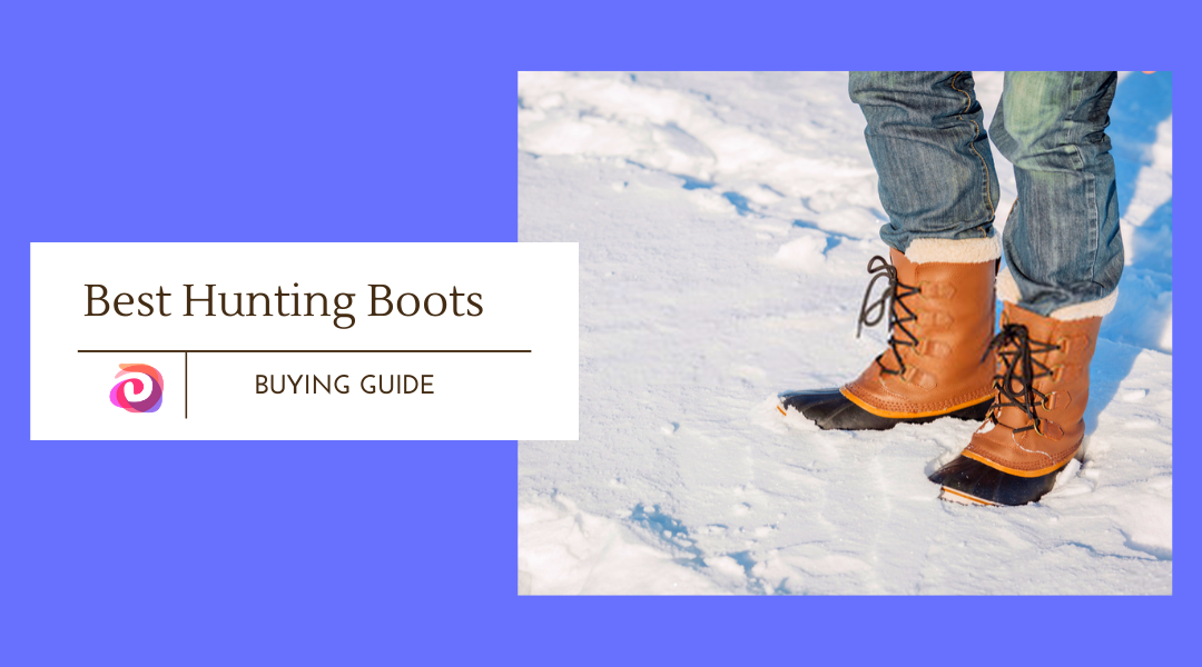 Best Cold Weather Hunting Boots For Winter 2020 | Buying Guide